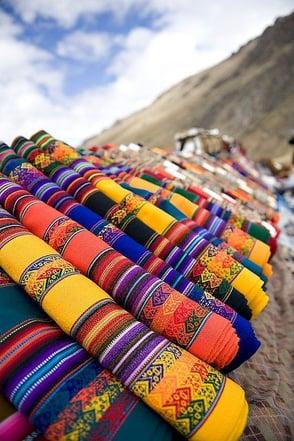 crafts from Peru