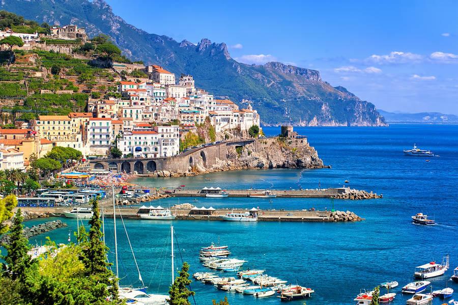 UNESCO Amalfi Coast